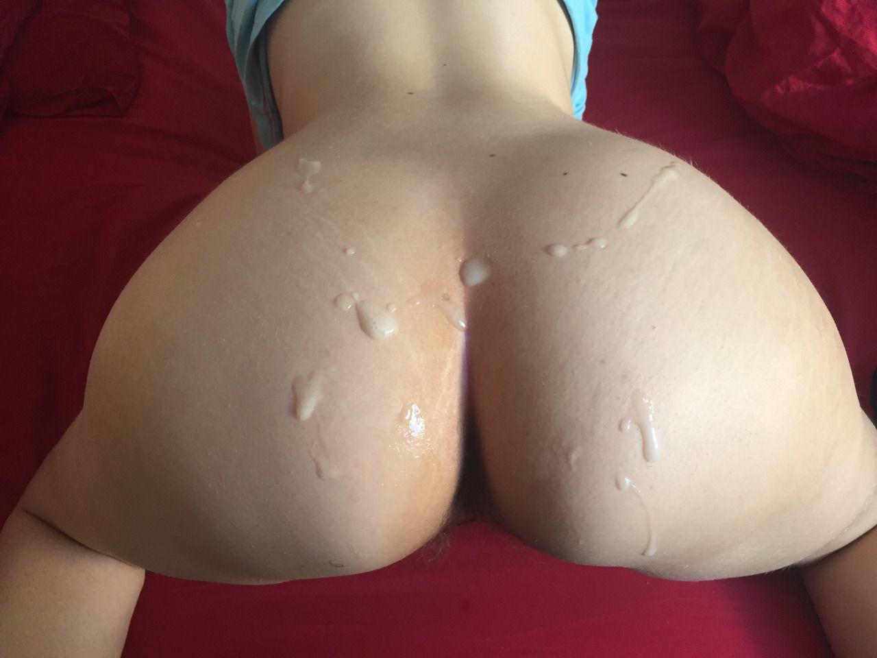 Частное фото сперма в попке, Порно фото голых попок в сперме - Частное порно фото 25 фотография